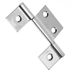Uses #6 Fasteners / Uses #8 Fasteners