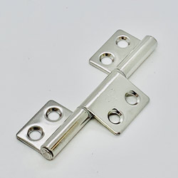 With Nylon Bushings Uses #6 Fasteners
