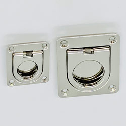 SPRING LOADED RING PULLS FASTENERS(QTY) - #6 (4)