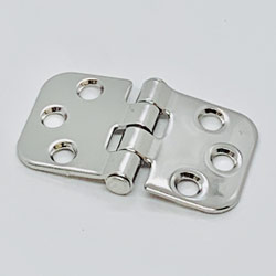 Flush Mount (Requires #6 Fasteners)  / Swaged