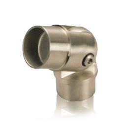 Adjustable flush angle