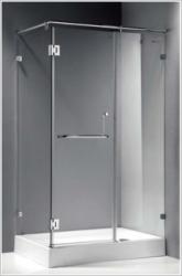 L shape Shower room fittings